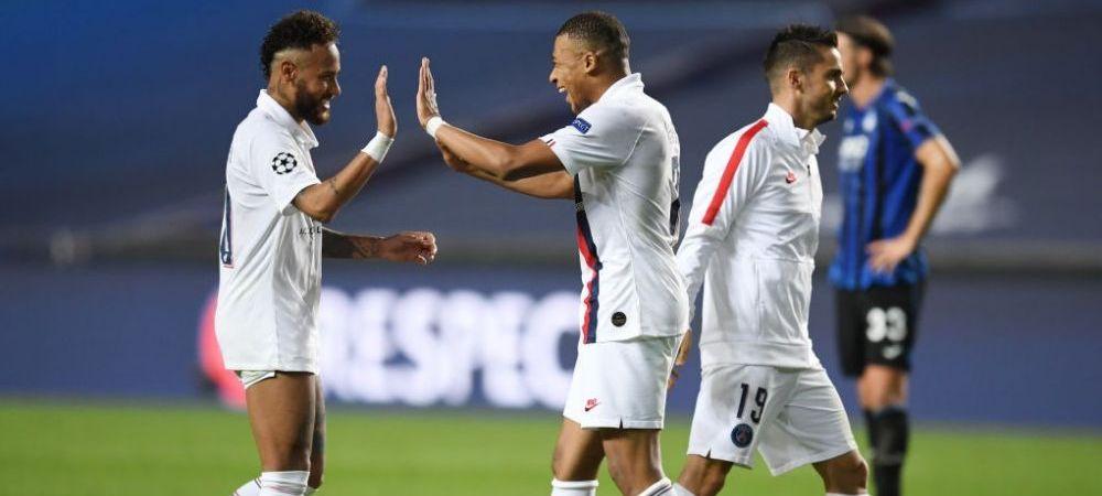 Prima URIASA in pandemie pentru Neymar si Mbappe! Cat pot primi jucatorii lui PSG dupa prima finala Champions League din istoria clubului!
