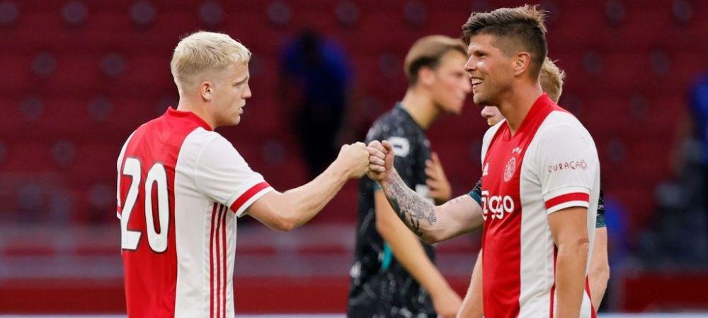 Razvan Marin a desfacut sampania dupa victoria lui Bayern cu Lyon! Ajax, direct in grupele Ligii dupa eliminarea francezilor
