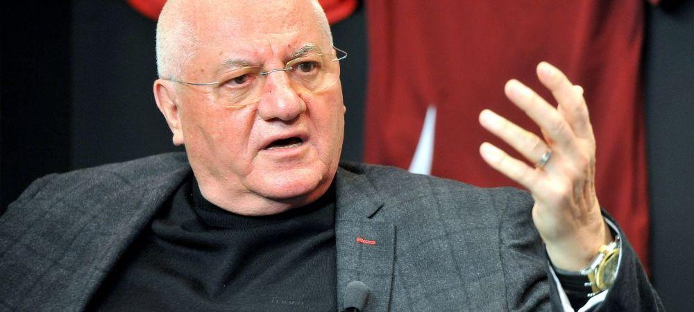 """Ce le transmite Dumitru Dragomir fanilor din Giulesti: """"Daca ma duceam, faceam liniste sau scandal monstru"""""""