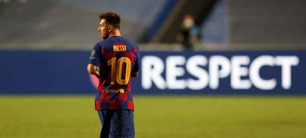 Zi DECISIVA pentru Barcelona si Messi! Starul argentinian si-a intrerupt vacanta pentru a se intalni cu Koeman