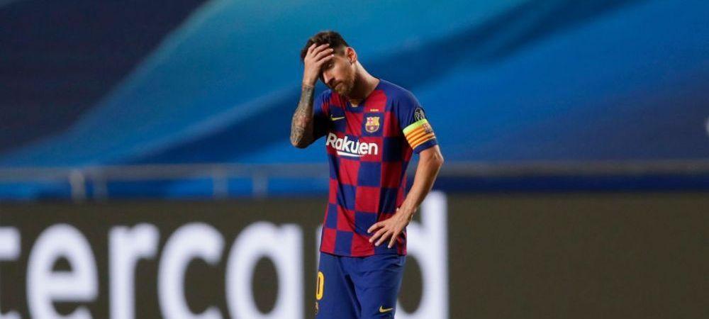 Se anunta CUTREMURUL la Barcelona! Ce i-ar fi transmis Messi lui Koeman dupa intalnirea de astazi