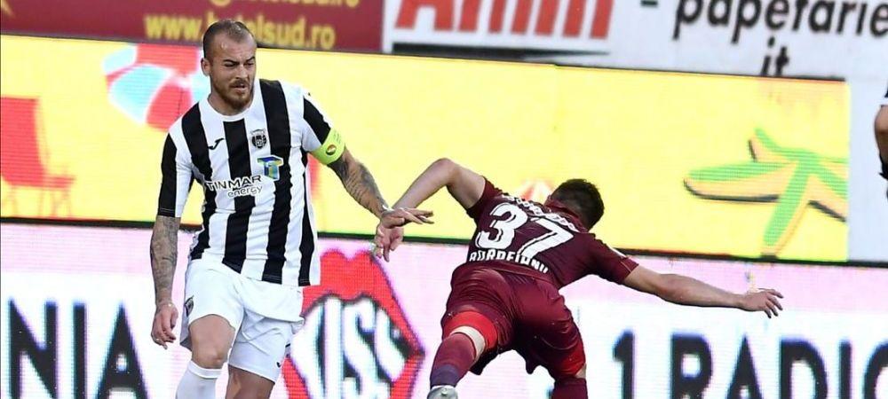 Dan Petrescu il vrea pe Alibec la CFR Cluj! Ce oferta au facut oficialii din Gruia si raspunsul dat de Astra