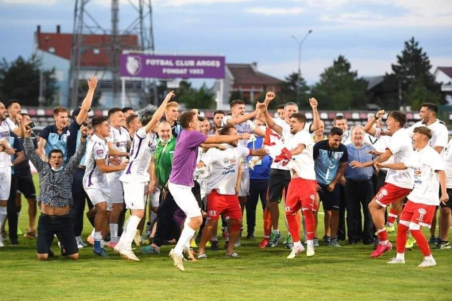 FC Arges - FC Botosani, LIVE TEXT de la 18:15 | Arges revine in Liga 1 dupa 11 ani si deschide noul sezon pe teren propriu! Echipele probabile