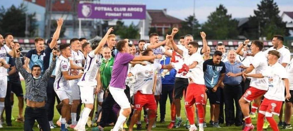 FC Arges 2-3 Botosani | Moldovenii se impun in primul meci din noul sezon al Ligii 1! Arges a revenit de la 0-3, dar nu a reusit sa produca SURPRIZA