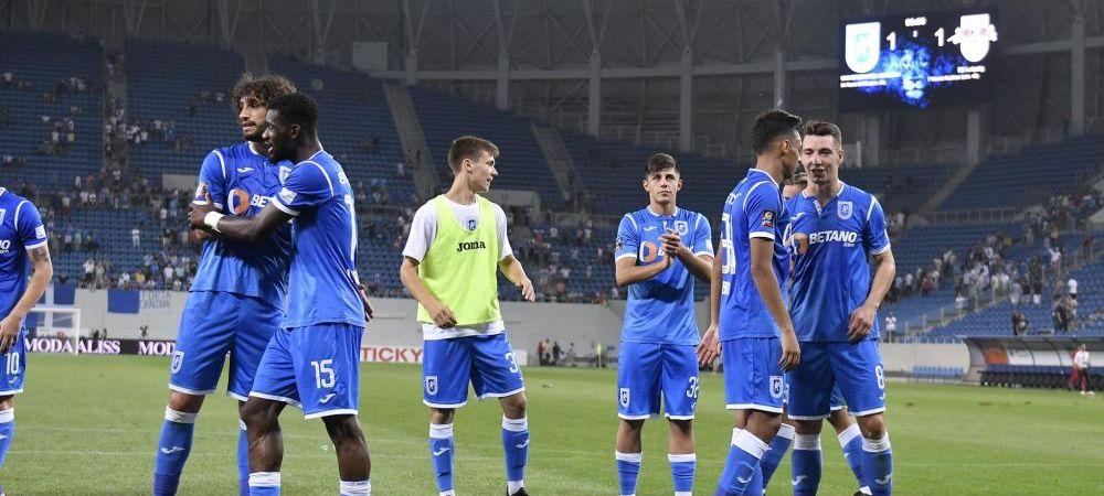 Universitatea Craiova s-a despartit de inca un jucator! Fotbalistul a evoluat 20 de partide in sezonul trecut!
