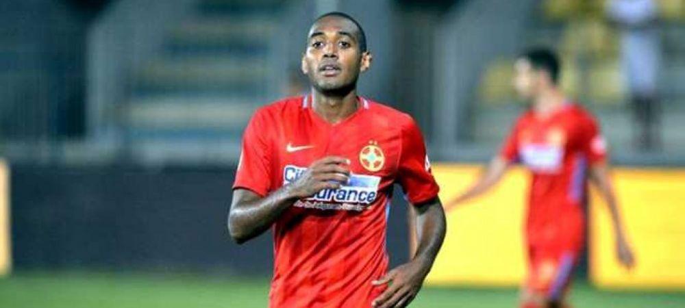 S-a terminat COSMARUL lui William de Amorim la FCSB! Brazilianul a semnat cu o echipa din Turcia