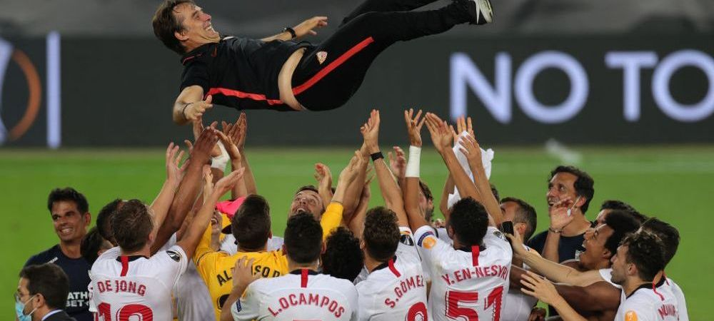 SEVILLA 3-2 INTER | NOAPTE IN RAI pentru Sevilla! Al 6-lea trofeu Europa League din istorie dupa un meci FANTASTIC in fata lui Inter! AICI ai tot ce s-a intamplat in finala
