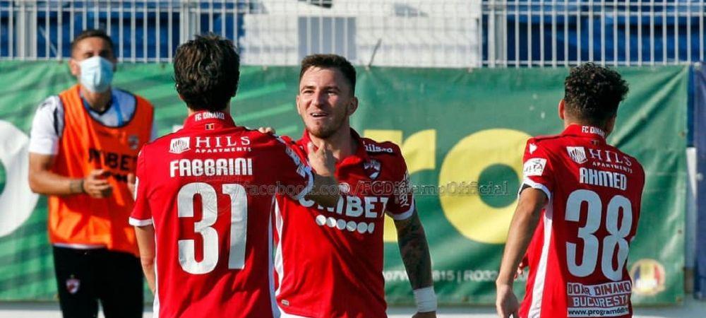 Doar 4 jucatori de atac in lotul lui Dinamo inainte de startul noului sezon! Cum arata lotul lui Gigi Multescu si cand joaca impotriva lui FC Hermannstadt