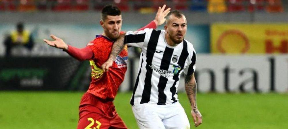 """""""Avem nevoie de un varf!"""" Dan Petrescu a comentat oferta CFR-ului pentru Alibec! """"Orice echipa vrea sa-l ia!"""""""