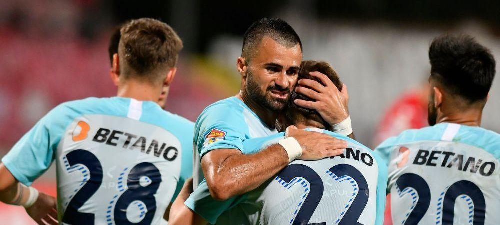 FCSB tocmai l-a dat pe unul dintre marcatorii din masacrul cu Dinamo! O noua plecare decisa de Becali