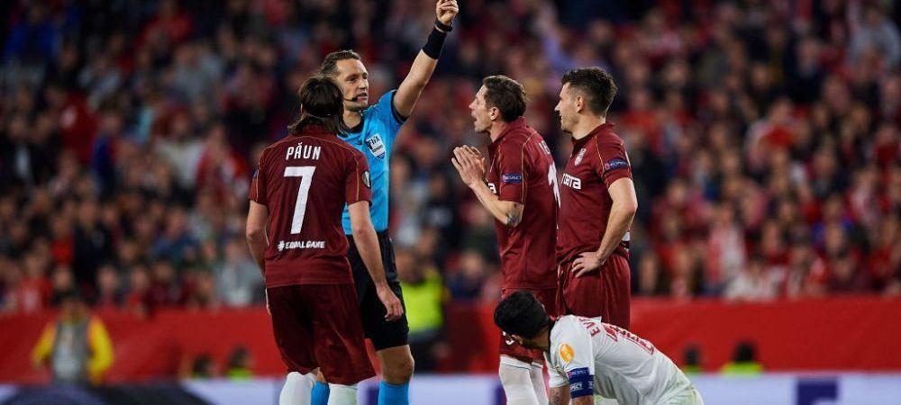 Victorie ISTORICA pentru Sevilla! A ajuns la 6 trofee in Europa League: CFR, singura echipa care n-a pierdut in fata ei in Europa in acest sezon!