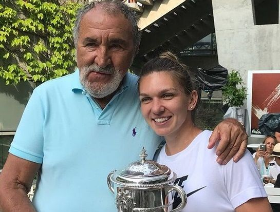 """""""Simona Halep ma considera un inamic al ei!"""" Dezvaluirile lui Ion Tiriac: de ce nu a sfatuit-o sa mearga la US Open"""