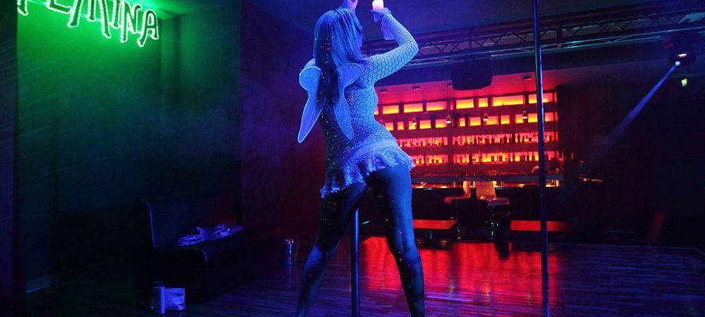 Caz incredibil! Infectare in masa cu coronavirus intr-un club de striptease! Ce a putut sa faca o dansatoare bolnava in fata clientilor