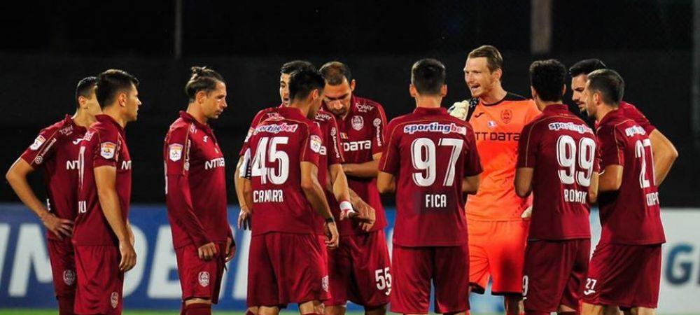 Croatii au analizat-o pe campioana Romaniei inainte de duelul din Champions League! Cine este jucatorul LETAL al lui CFR Cluj