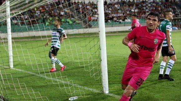 Keseru a revenit in forta! Atacantul roman a inscris primul gol dupa ce a scapat de Covid-19! Victorie la scor pentru Ludogorets in Bulgaria