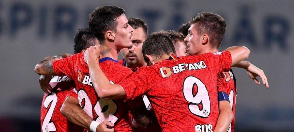 """""""Personalitate si forta! Putea sa marcheze trei goluri!"""" Fotbalistul FCSB-ului care a acaparat toate privirile! Cine a impresionat cu Astra"""