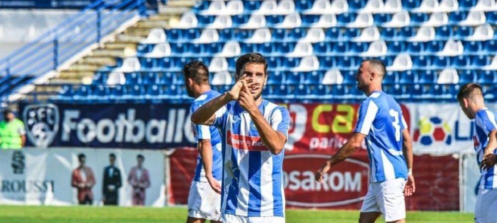 Poli Iasi 1-0 Chindia Targoviste   Victorie chinuita a lui Pancu in primul meci oficial pe banca lui Poli Iasi! Passaglia a pastrat punctele in Copou!