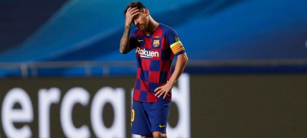 Barcelona ii face IMPOSIBIL transferul lui Messi! Pentru ce suma URIASA sunt dispusi catalanii sa-l lase sa plece de pe Camp Nou