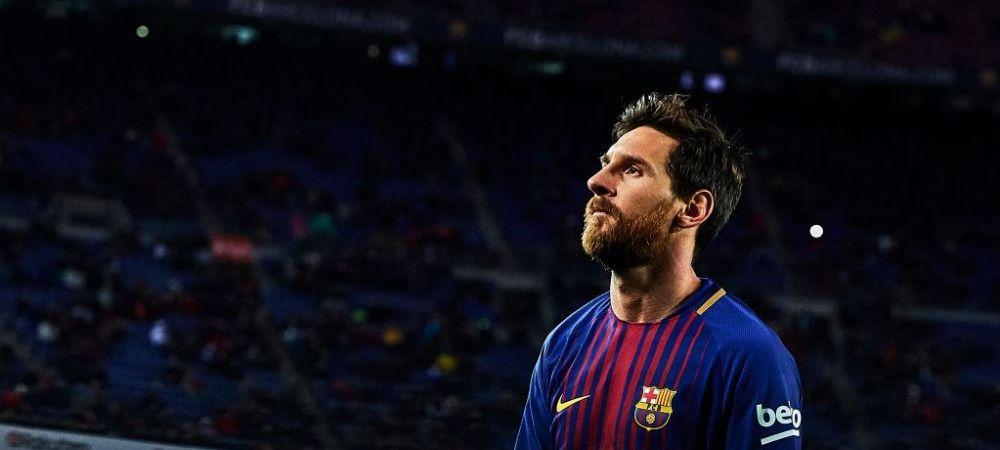 """""""Nu se va opri din a fi indragostit nebuneste de Barcelona!"""" Ce spune Ronaldo despre posibilitatea plecarii lui Messi de pe Camp Nou"""