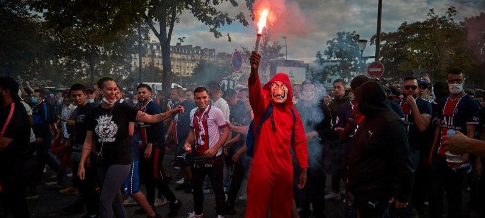 MII de oameni au mers la stadionul lui PSG pentru cel mai mare meci din ISTORIA clubului! Scene FANTASTICE pe Parc des Princes