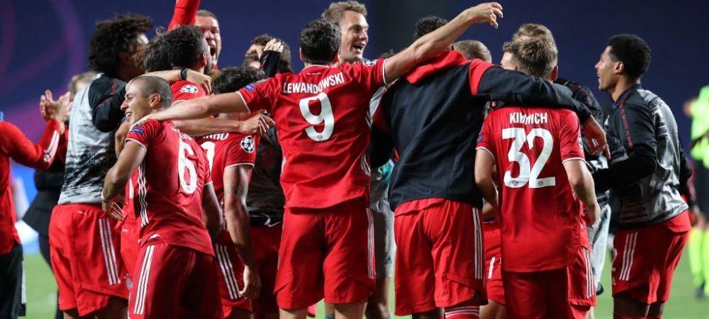 Record FA-BU-LOS stabilit de Bayern in Champions League! E prima echipa care BATE IN TOATE meciurile dintr-un sezon! Surpriza uriasa: cine a fost cel mai dificil adversar