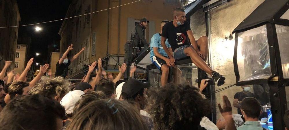 VIDEO IREAL! Fanii lui Marseille au iesit cu MIILE in oras pentru a sarbatori infrangerea lui PSG! Aroganta ISTORICA in rivalitatea uriasa cu PSG