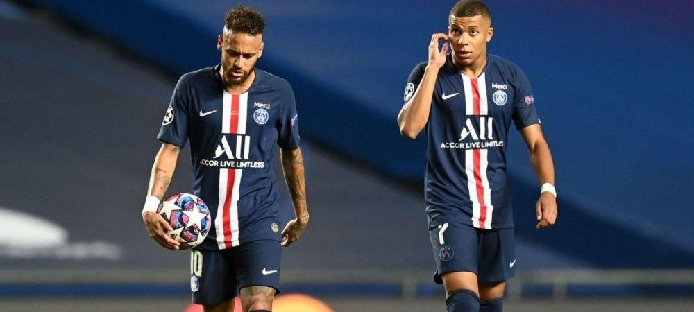 Neymar si Mbappe, ABSENTI in finala Champions League! France Football, neiertatoare cu starurile lui PSG! Ce note au luat + Note mici si pentru campionii de la Bayern