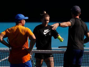 """PRIMA REACTIE a Simonei Halep dupa calificarea in optimi la Roland Garros: """"Victoria asta e pentru Darren. La multi ani!"""""""