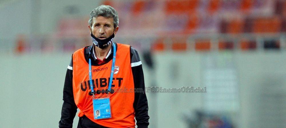 Ultima noapte a lui Multescu la Dinamo, prima zi din noua ERA la Dinamo! Contra vine AZI: mesajul DDB pentru 'Smurd'