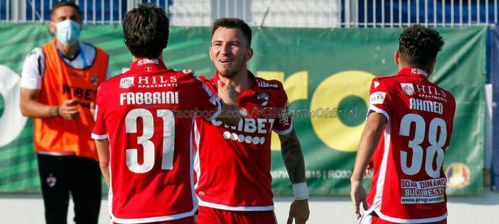 """Fotbalistii lui Dinamo, alaturi de Multescu dupa egalul cu Hermannstadt! """"Echipa este alaturi de Gigi Multescu, noi stim ca ramane dansul"""""""