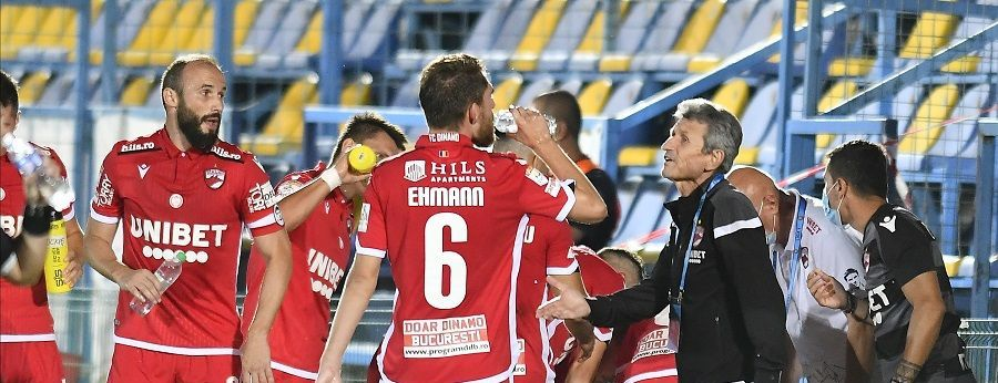 """Danut Lupu nu crede ca Dinamo a fost cumparata de spanioli: """"Poate le-a blocat Cristi Borcea conturile!"""""""