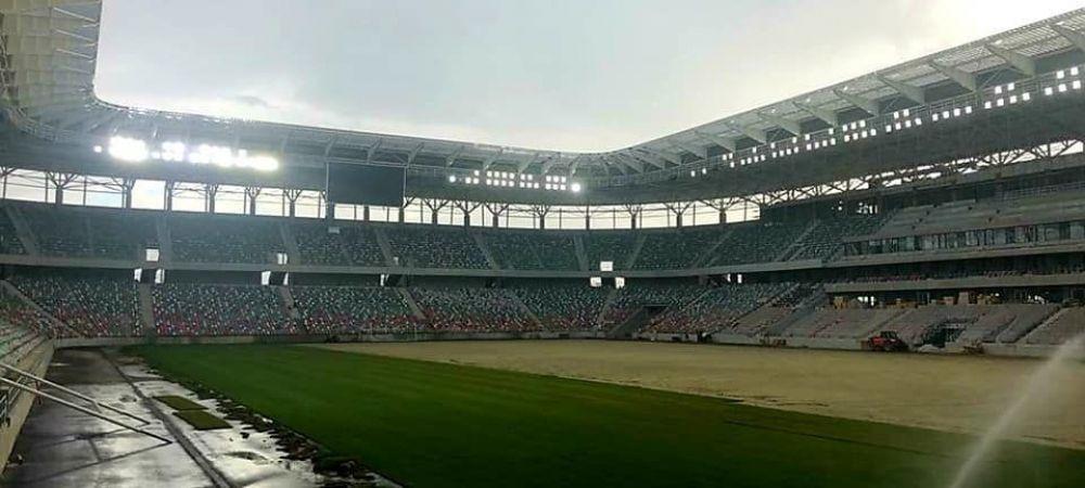 Surpriza uriasa! Toata lumea credea ca Steaua va juca pe arena de 100 de milioane in toamna! Cand se deschide, de fapt, noul stadion din Ghencea
