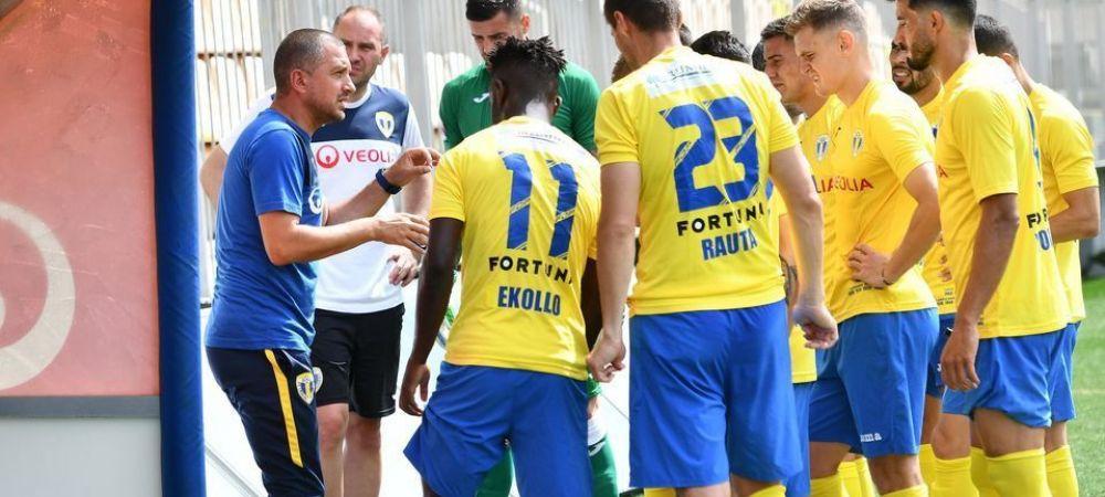 """Laurentiu Marinescu a parasit-o Petrolul pentru o alta echipa din Liga a 2-a: """"Pentru urmatorul sezon imi doresc sa ne bucuram cu totii la finalul campionatului"""""""