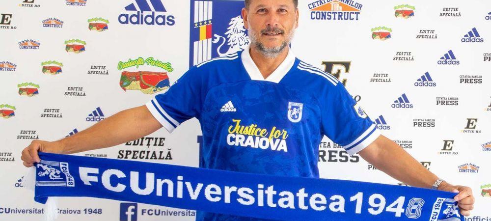 INCREDIBIL! Stoican NU mai merge la Craiova lui Mititelu, desi Rednic anuntase ca a semnat! Cine a preluat Universitatea din B: e pentru a 7-a oara la club