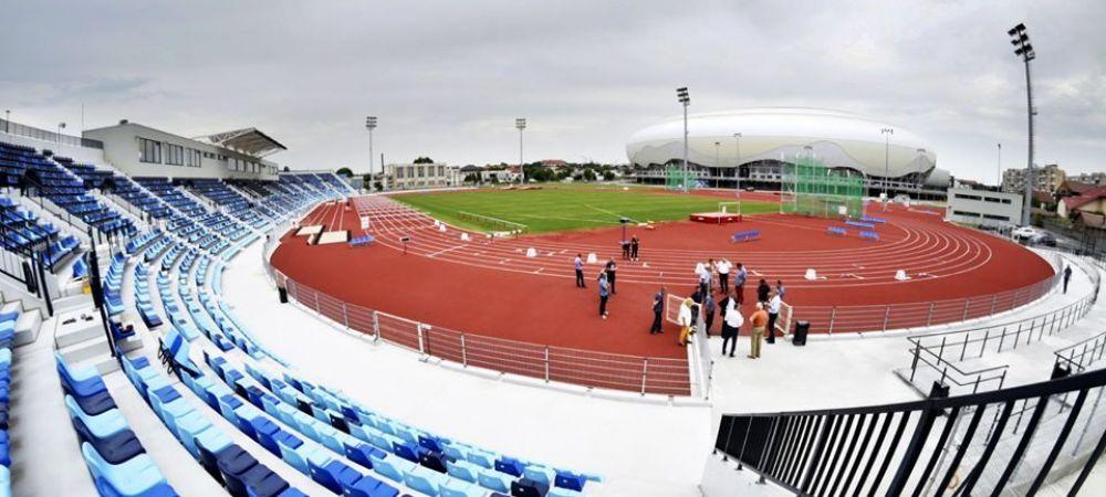Incredibil! Craiova si-a mai deschis un stadion NOU langa arena de LUX pe care o are! Cum arata bijuteria de 9 milioane de euro