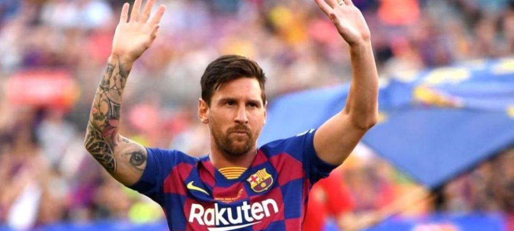 Leo Messi a anuntat-o pe Barcelona ca vrea sa RUPA CONTRACTUL UNILATERAL! CUTREMUR in galaxia de pe Camp Nou