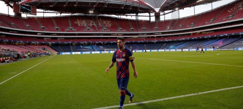 Oare stie ceva!? Guardiola si Messi pot fi REUNITI in imperiul seicilor miliardari! City cauta solutii pentru a-l aduce