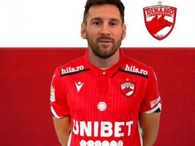 La FCSB sau cu spaniolii la Dinamo?! :)) LIBER la glume dupa anuntul MONDIAL facut de Messi! MILIOANE de oferte in doar cateva ore