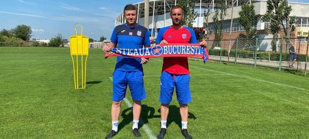 """""""Te incurajeaza suporterii, dar joci si cu frica!""""Ce spune Daniel Oprita despre cele doua promovari ratate de Steaua"""