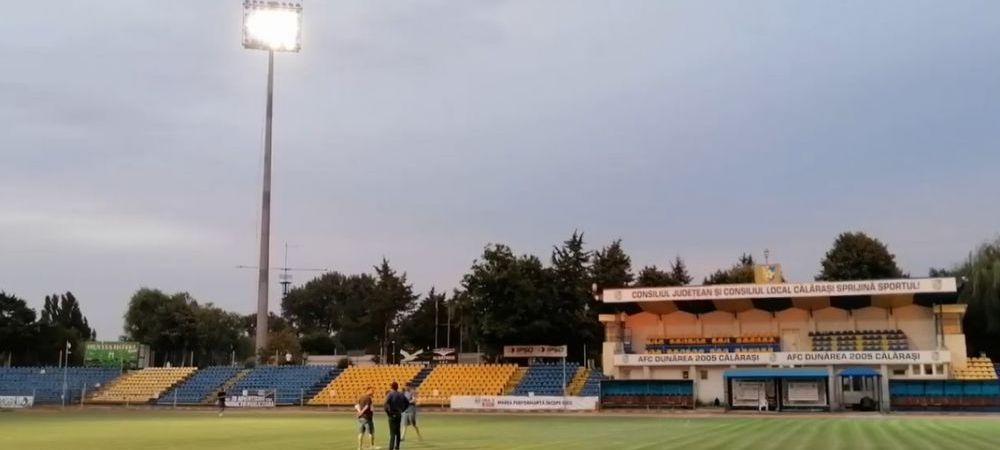 Nocturna pe care George Copos a stins-o cu PSG, s-a aprins pe alt stadion din Romania!