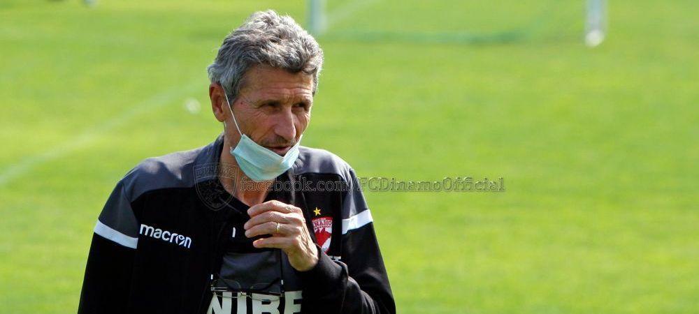"""Dezvaluirile lui Gigi Multescu! Cum i-a resuscitat """"Smurdul"""" pe jucatorii neplatiti de la Dinamo: """"Ne-am asezat pe teren. Le-am spus ca eu sunt jucator, nu sunt antrenor"""""""