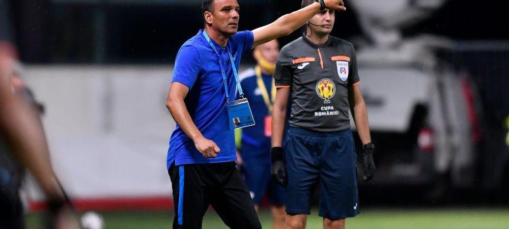 Primele declaratii ale lui Toni Petrea la debutul ca antrenor intr-un meci de cupele europene! Ce spune despre plecarile de la FCSB
