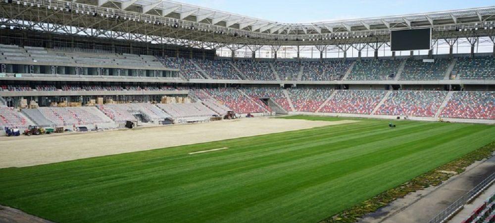 Arena din Ghencea, 90% GATA! Stadionul va fi predat pana la sfarsitul lunii septembrie! Ce mai este de pus la punct