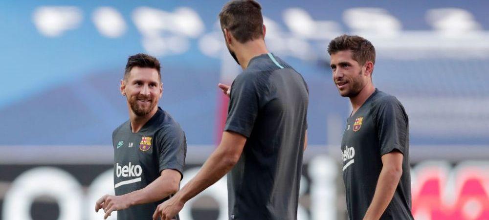 Decizia pe care n-o mai astepta nimeni! Messi REVINE la antrenamentele Barcelonei! Ca are de gand sa faca in continuare