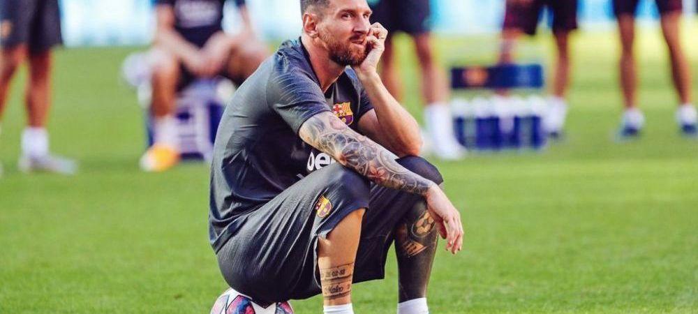 Messi a BATUT coronavirusul! :) Nebunie pe net dupa anuntul ca PLEACA de la Barcelona! Numar urias de cautari online