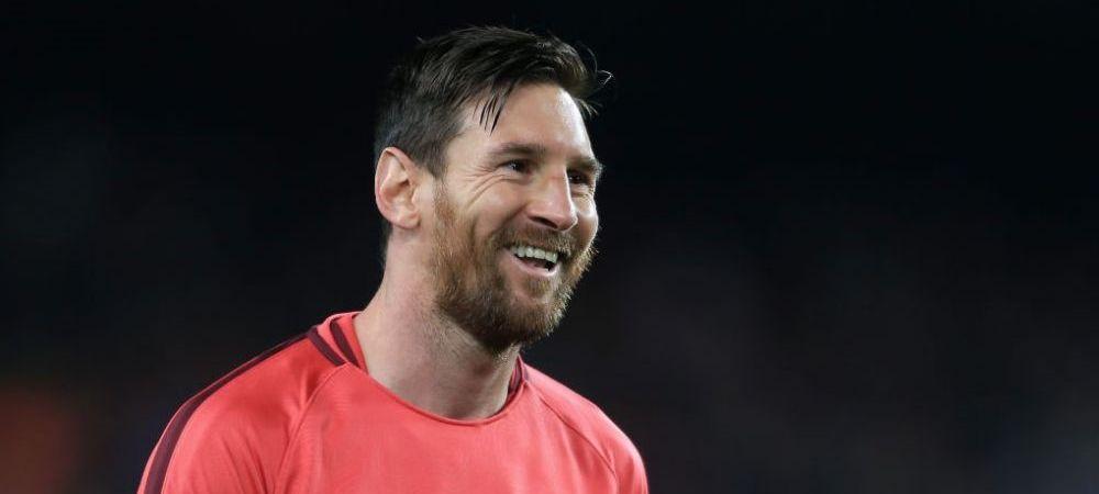 """Gluma zilei despre transferul lui Messi vine din Liga 1! Planurile fotbalistului, deconspirate de ieseni! :)) """"A semnat la Buturuga din Copou!"""""""
