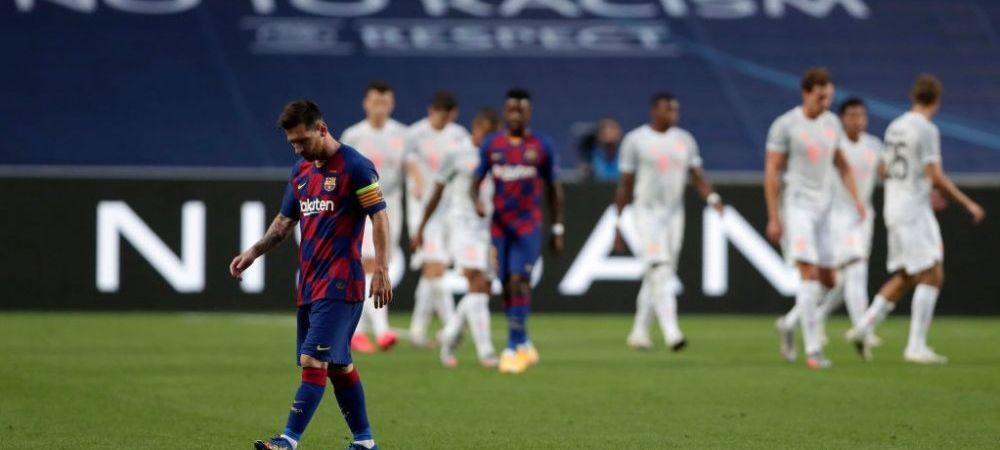 Pe net circula o inregistrare care ar fi prima reactie a lui Messi dupa TSUNAMI-ul provocat de anuntul sau! Reactia tatalui fotbalistului
