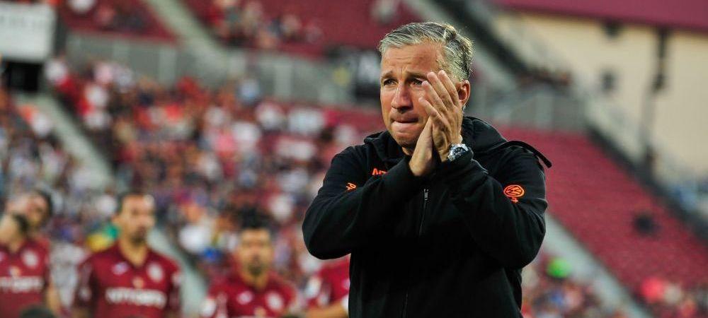 """""""Astia au vrut sa bata, restul NU!"""" Petrescu, prima reactie dupa noaptea de DRAMA A CFR-ului: """"Cand mai ajung la penalty-uri plec direct, nu am nicio sansa!"""""""