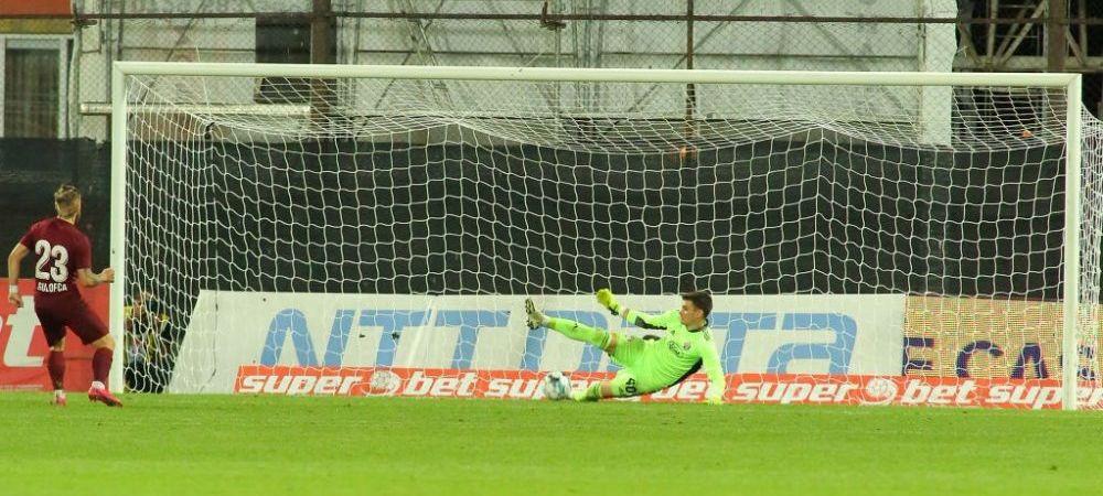 A fost anuntat ca PLEACA de la CFR dupa ce a ratat penalty-ul cu Dinamo Zagreb! Unde ajunge Catalin Golofca