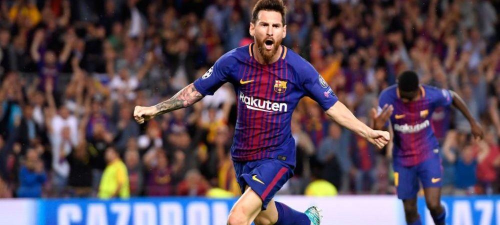 Manchester City, hotarata sa obtina TRANSFERUL SECOLULUI! Ce suma FABULOASA vor sa plateasca seicii pentru Messi!